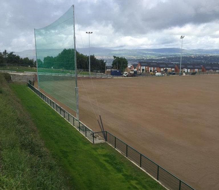 Corrody Road GAA Pitch