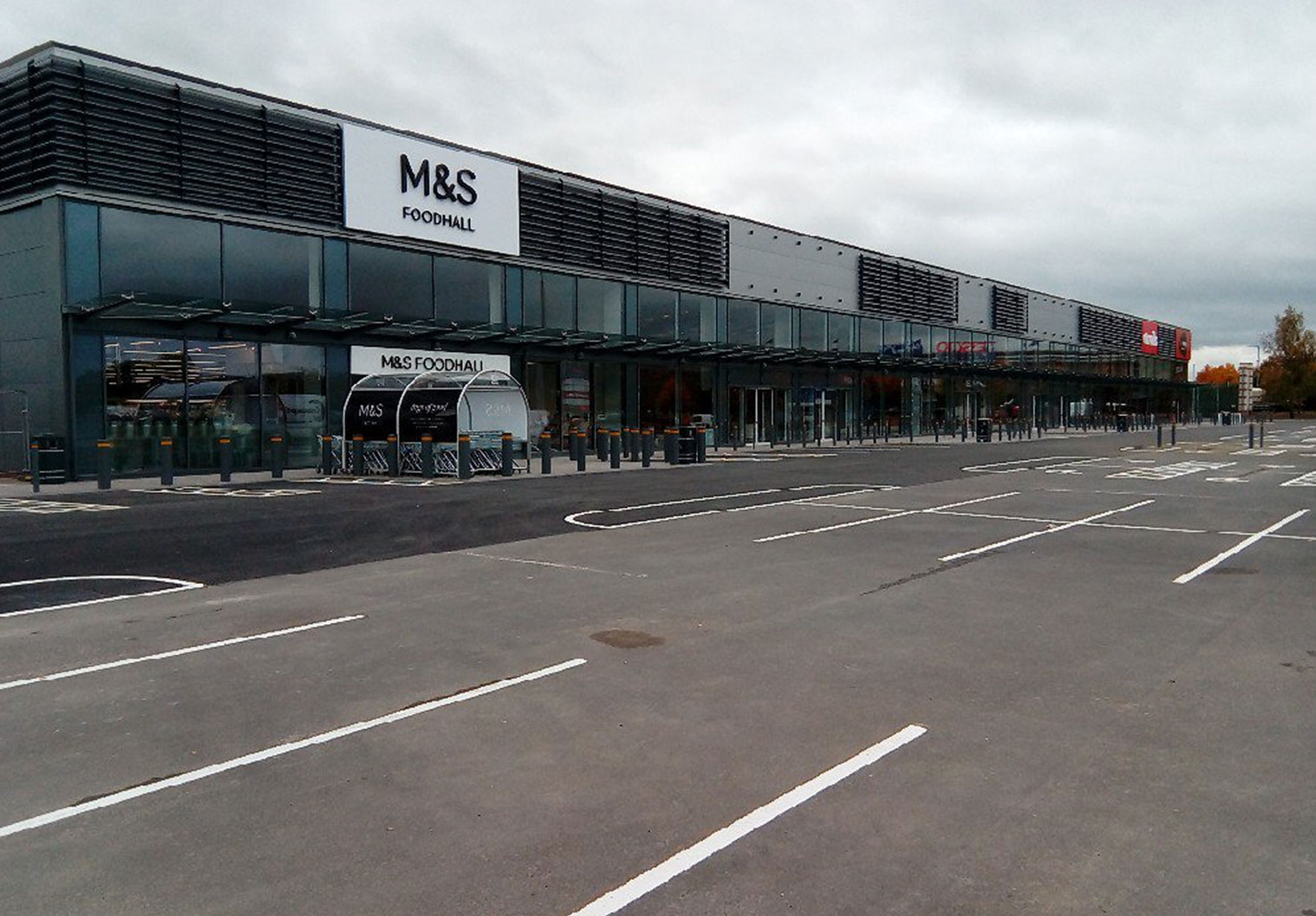 Marlborough Retail Park
